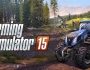 Farming Simulator 15…. For the PlayStation 4.. THEREVIEW