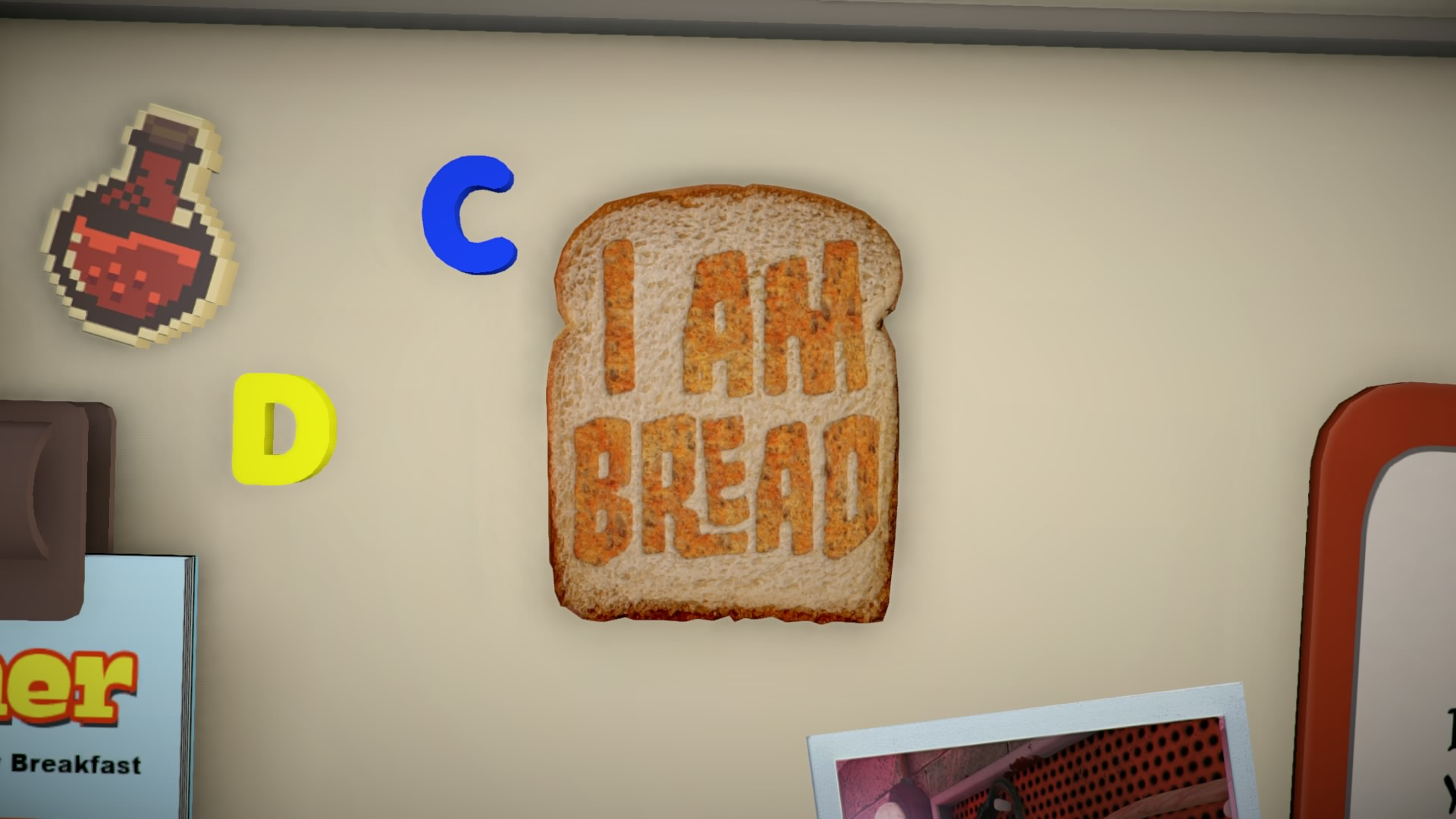 I am Bread… The Half Ass PS4 Review! | ZQuestion Reviews?